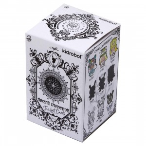 Kidrobot Arcane Divination Dunny Series 2 The Lost Cards Figure - 1 Blind Box