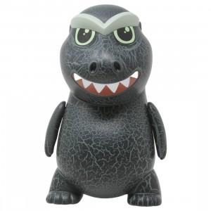 Kidrobot Godzilla 1954 GID Crackle 8 Inch Art Figure (gray)