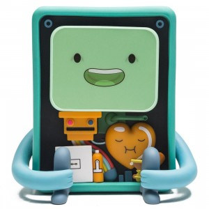 Kidrobot x Adventure Time BMO 8 Inch Medium Art Figure (blue)