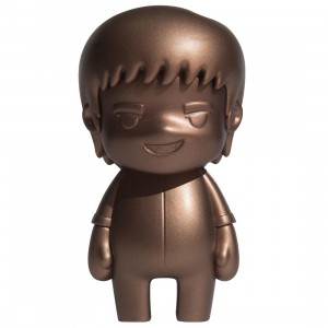 Kokies Bronze Bruce Lee Figure (bronze)