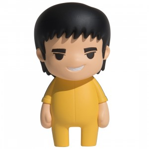 Kokies Bruce Lee Figure (yellow)