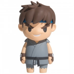 Kokies Street Fighter 2P Ryu Figure (gray)