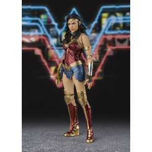 PREORDER - Bandai S.H.Figuarts Wonder Woman 1984 Figure (red)