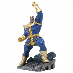 Kotobukiya ARTFX+ Marvel Comics Avengers Series Thanos Statue (blue)