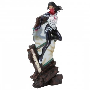 Kotobukiya ARTFX Premier Marvel Silk Statue (purple)