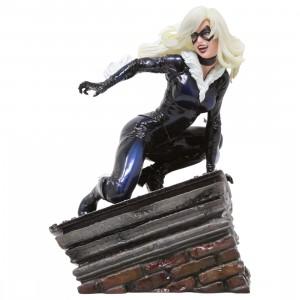 Kotobukiya ARTFX Premier Marvel Universe Black Cat Statue (black)