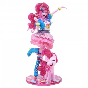 Kotobukiya My Little Pony Pinkie Pie Limited Edition Bishoujo Statue (pink)