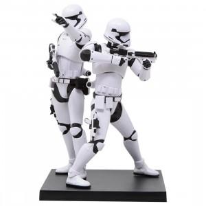 Kotobukiya ARTFX+ Star Wars The Force Awakens First Order Stormtrooper Two Pack Statue (white)
