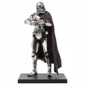 Kotobukiya ARTFX+ Star Wars Captain Phasma The Force Awakens Ver. Statue (silver)
