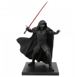 Kotobukiya ARTFX+ Star Wars Kylo Ren Statue (black)