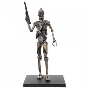 Kotobukiya ARTFX+ Star Wars The Mandalorian IG-11 Statue (silver)