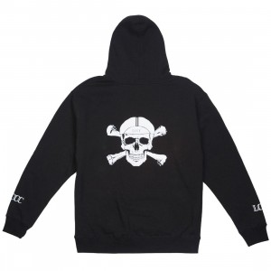 La Carrera Men La Carrera Skull Hoody (black)