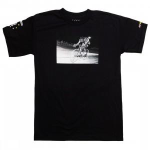 La Carrera Cycling Club Men Monsieur Chrono Tee (black)