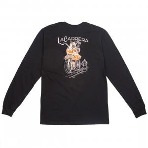 La Carrera Men Samurai King LMNB Long Sleeve Tee (black / orange)