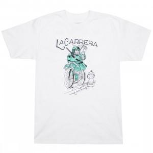 La Carrera Men Samurai King LMNB Tee (white / tiffany)