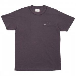 Lifted Anchors Men Logo Tee - BAIT Exclusive (purple / mauve)