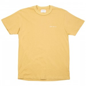 Lifted Anchors Men Logo Tee - BAIT Exclusive (mustard)