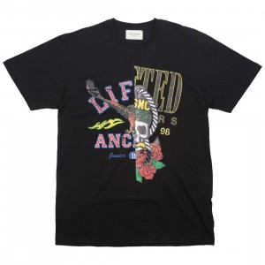 Lifted Anchors Men Battle Tee (black)