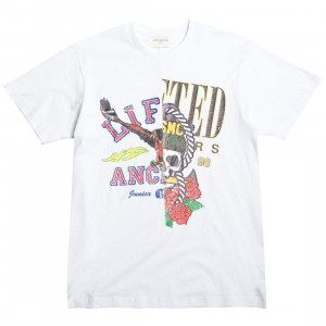 Lifted Anchors Men Battle Tee (white)