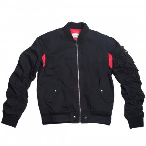 Lifted Anchors Men Bellamy Jacket (black)