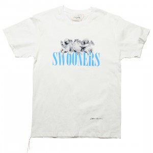 Lifted Anchors Men Swooners Graphic Tee (white)
