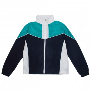 Lifted Anchors Men Madden Jacket (teal)