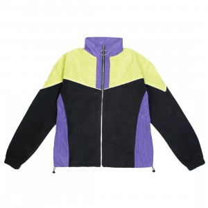 Lifted Anchors Men Madden Jacket (yellow / volt)