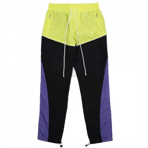 Lifted Anchors Men Madden Pants (volt / purple)