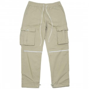 Lifted Anchors Men Yorke Pants (green / olive)