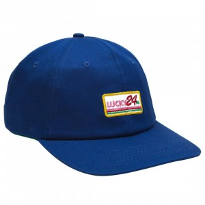 Lazy Oaf x Sailey Strapback Cap (blue)
