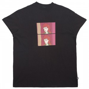 Lazy Oaf x Daria Women Sighs Oversized Tee (black)