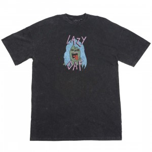 Lazy Oaf Women Lazy Zombie Tee Dress (black)