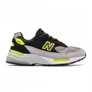 New Balance Men 992 M992TQ - Made In USA (gray / black)