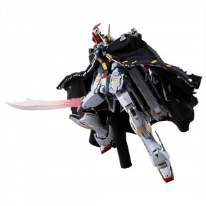 Bandai Metal Build Crossbone Gundam X1 (black)