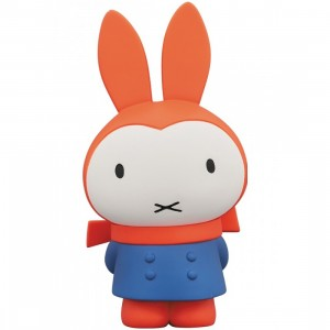 PREORDER - Medicom UDF Dick Bruna Series 4 Snow Day Miffy Figure (orange)