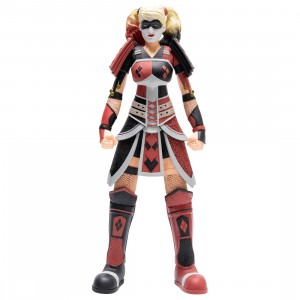 MINDstyle x DC x Imperial Palace 15 Inch Harley Quinn Figure (red)