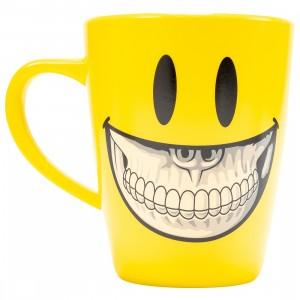 Popaganda x Ron English Plastic Grin Cup (yellow)