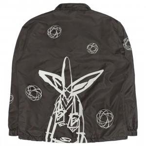 Futura Laboratories Men Coaches Jacket (black)