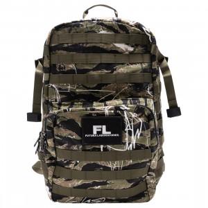 Futura Laboratories Tiger Stripe Camo Backpack (camo)
