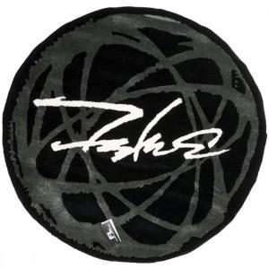 Futura Laboratories Signature Rug (black)