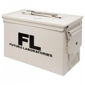 Futura Laboratories White Ammo Box (white)