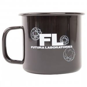 Futura Laboratories Mug (black)