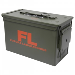 Futura Laboratories Black Ammo Box (green / military green)