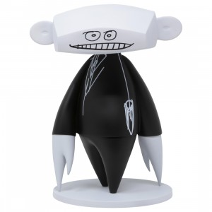 Futura Laboratories 10 Inch Johnny Original Figure (black)