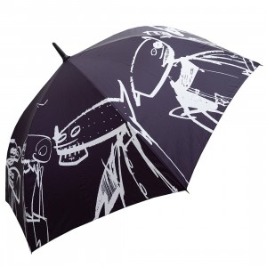 Futura Laboratories Henchmen Umbrella (black)