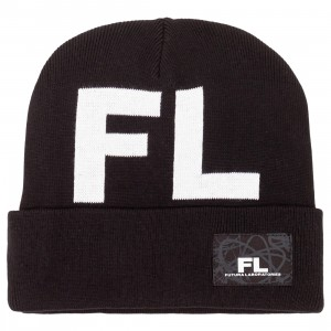 Futura Laboratories Beanie (black)
