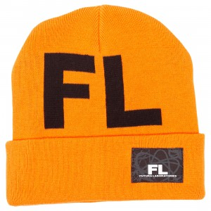 Futura Laboratories Beanie (orange / safety orange)
