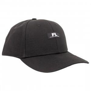 Futura Laboratories Atom Baseball Cap (black)