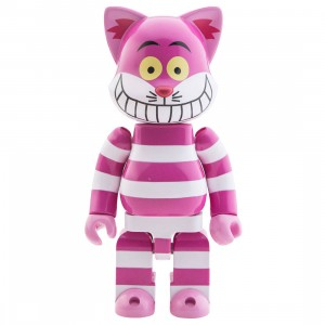 Medicom Alice in Wonderland The Cheshire Cat 400% Nyabrick Figure (pink)