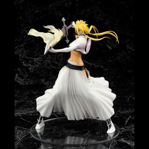 PREORDER - MegaHouse Alpha x Omega Bleach G.E.M. Series Tia Hallibel Figure Re-Run (white)